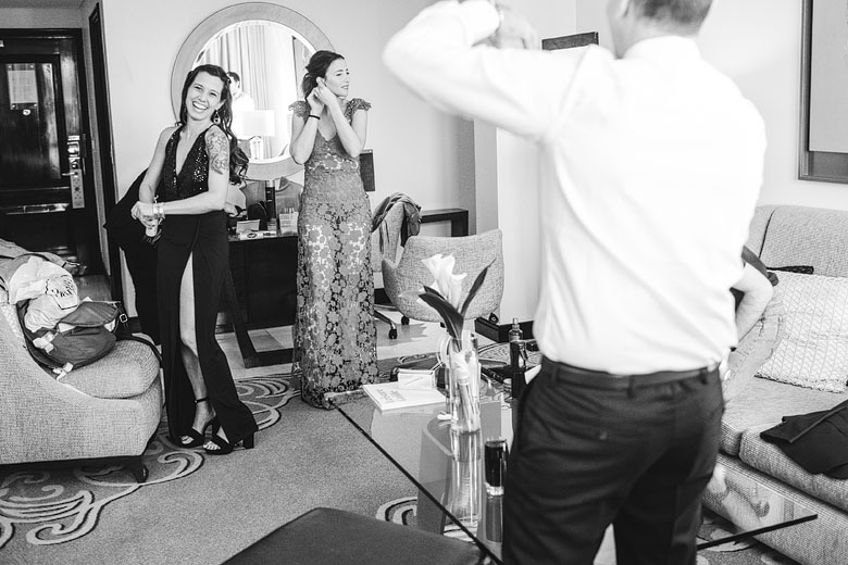 fotos espontaneas documentales de boda