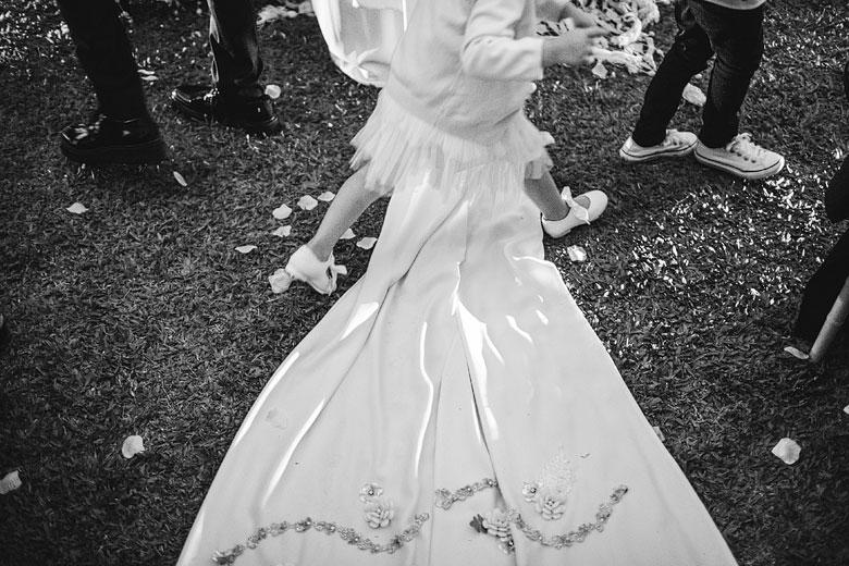 vestido de novia diferente diego vaz