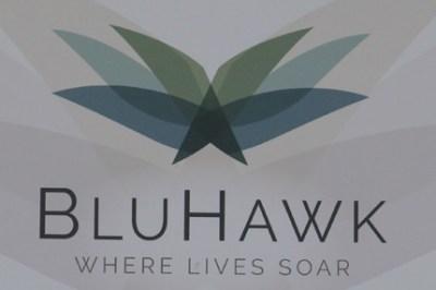 BluHawk community logo