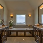 Hepton Master Bath with matching vanities