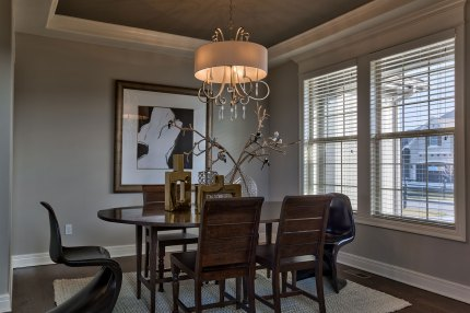 Irving Model Dining Room