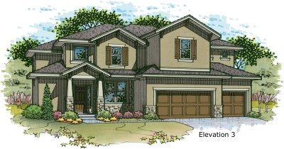 Lancaster 4.5 elev. 3 color rendering