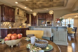 Rodrock Homes offers new home sites in Overland Park community