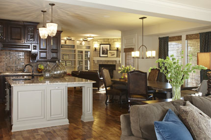 Inside a Home Decorated by Twigs Interiors