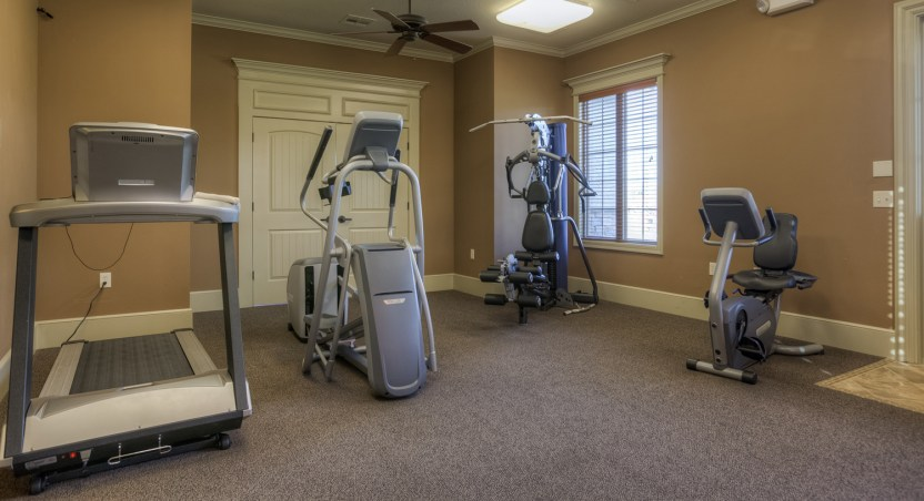 Wyngate Exercise Amenities