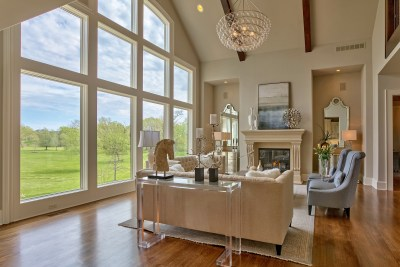 Custom built homes rodrock homes for Custom built ranch homes
