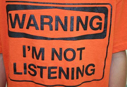 not_listening