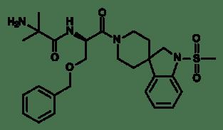 MK-677 Ibutamoren Molecule Nutrobol