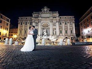 Фото итальянской свадьбы в Венеции
