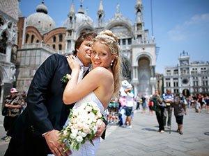 Отзыв Марии и Виктора о свадьбе в Венеции