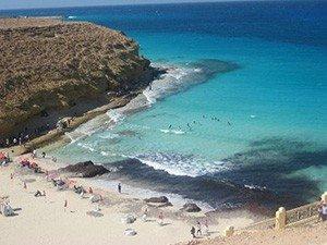 Пляж легендарной Клеопатры