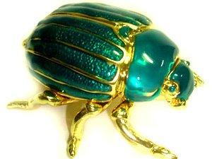 Символ Египта - сувенир жук-скарабей
