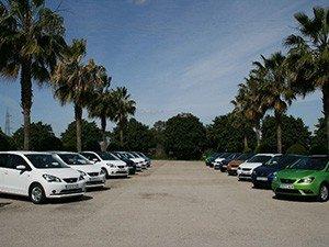 Парк прокатных машин