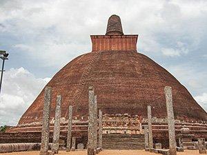 Достопримечательности Шри-Ланки - Анурадхапура