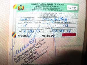 Как оформить долгосрочную визу в Перу