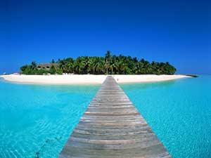 Пляжный отдых на побережье островов