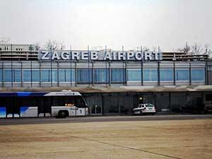 Столичный аэропорт Хорватии - Загреб