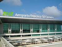 Международные аэропорты Португалии
