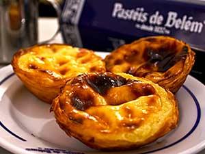Какую еду везти из Португалии - паштейши
