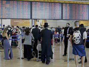 Список израильских аэровокзалов