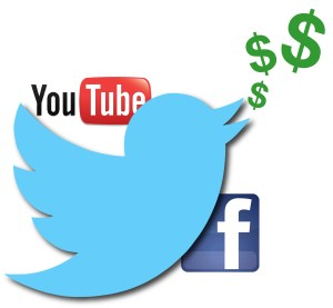 Social Media and Money
