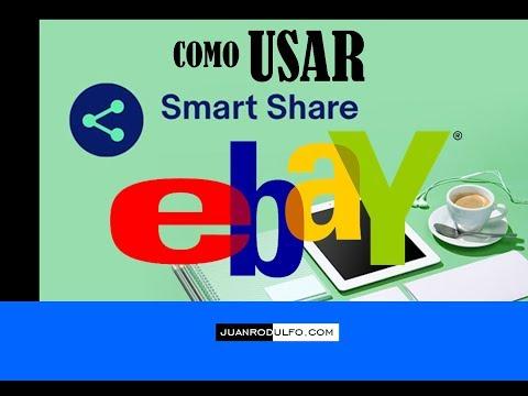 Como Ganar Dinero con eBay Smart Share Tool