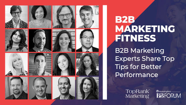 B2B Marketing Experts