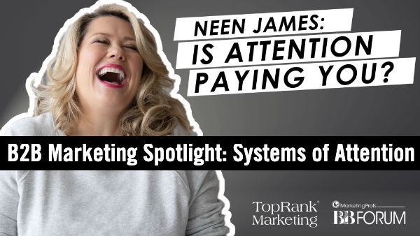 Neen James Interview