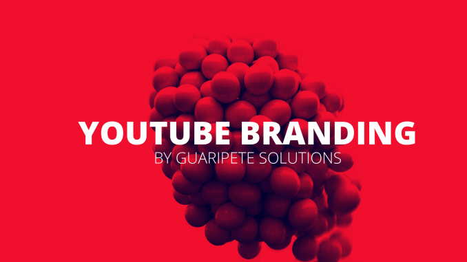 YouTube Branding English Version Coaching Training Program by Guaripete Solutions