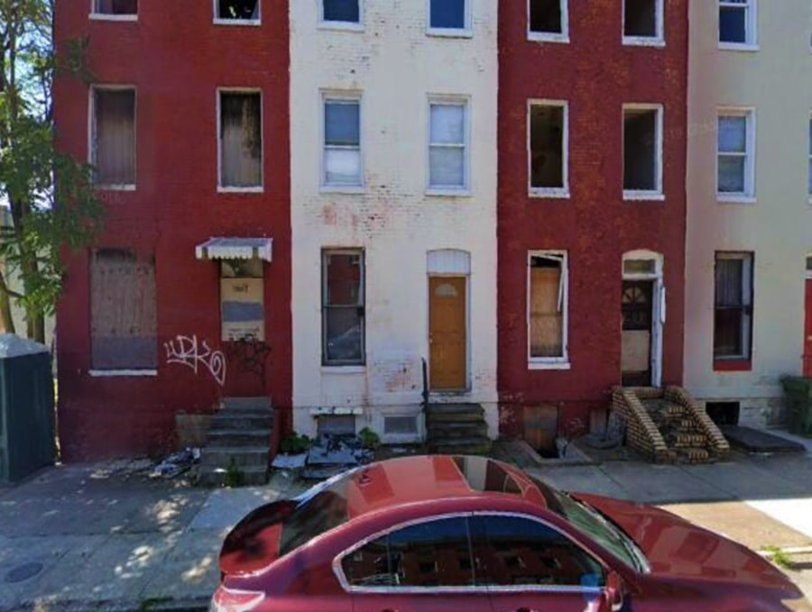 1905 W Lombard St, Baltimore, MD 21223 Purchase and Renovation Single Housing Project