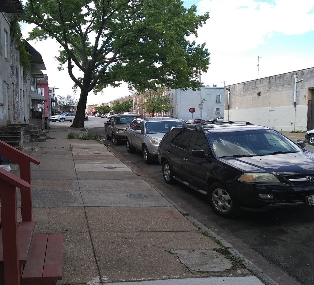 622 S Fulton Ave, Baltimore, MD 21223 Purchase and Renew Single Housing Project