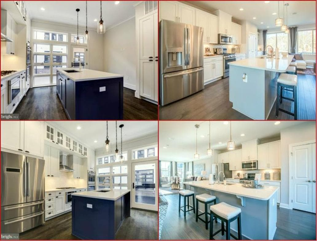 How great are you at shopping for a new construction townhome in Washington, DC, USA?