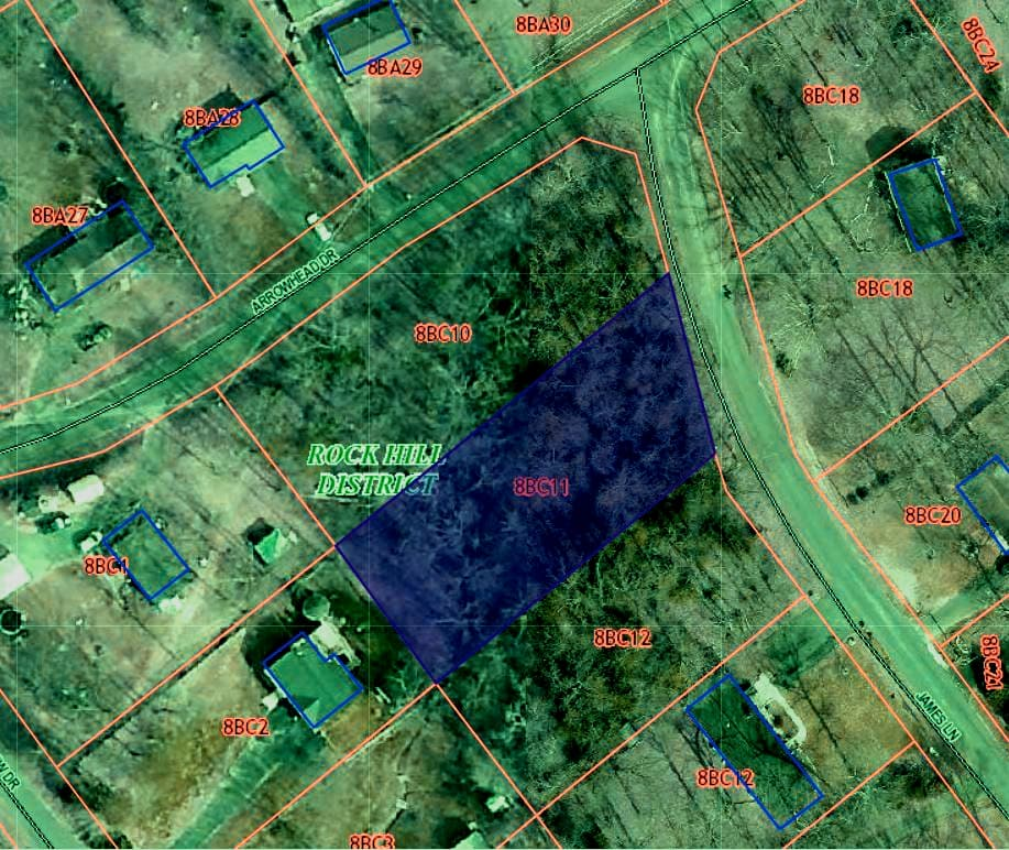 Affordable $75,000 1/2 Acre Lot at 102 James Lane, Stafford, VA 22554