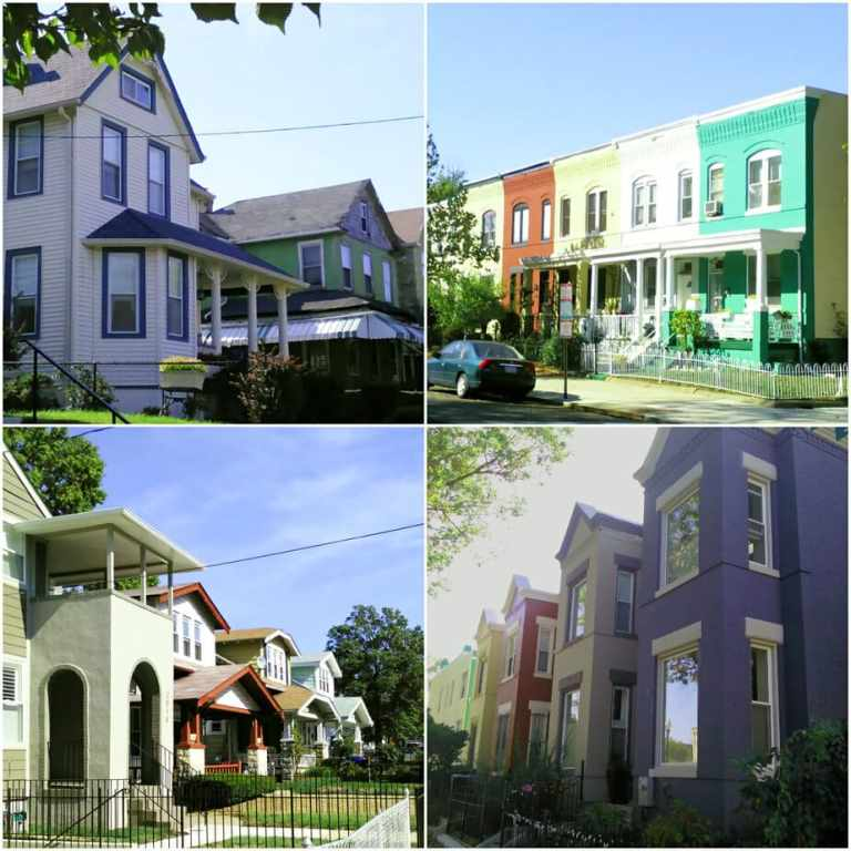 DC's Increasing Property Values