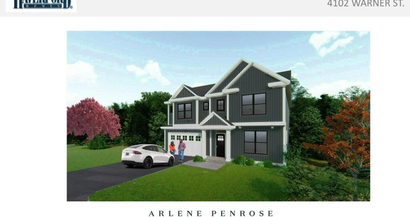 New Construction Just Listed in Kensington!