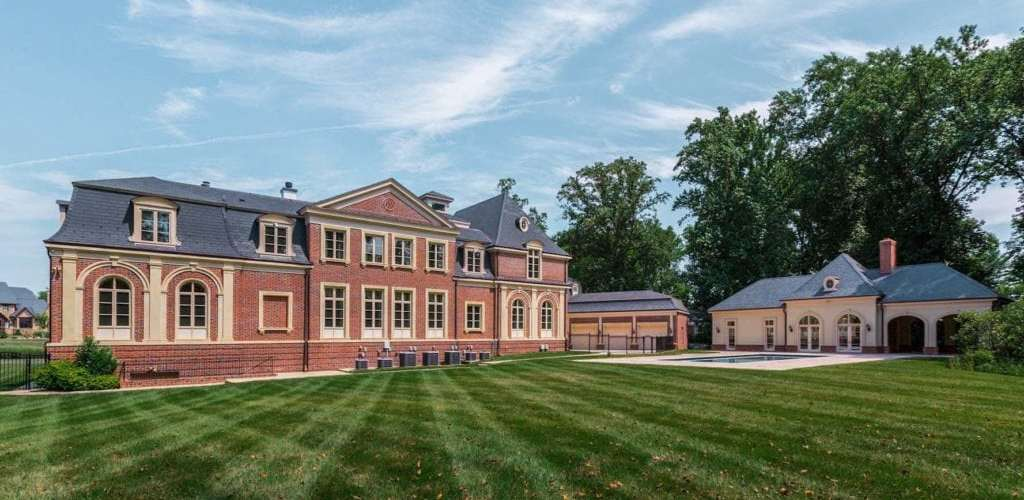 Stately Auction on 9004 Congressional Ct., Potomac, MD 20854