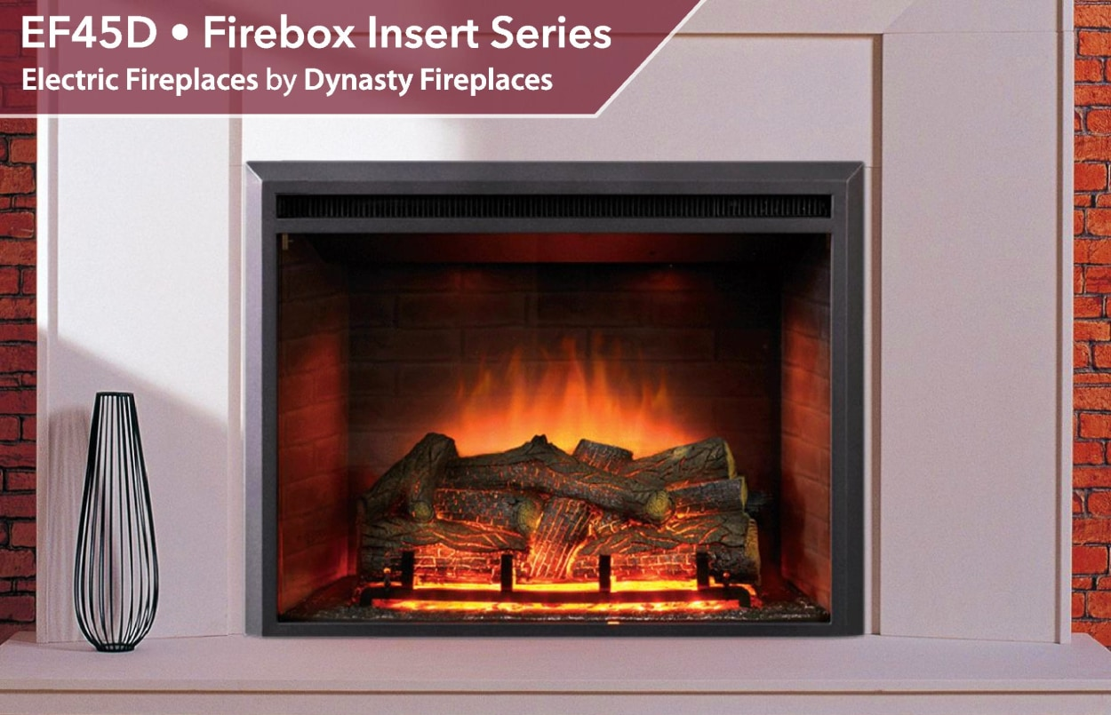 Dynasty Electric Fireplace Insert
