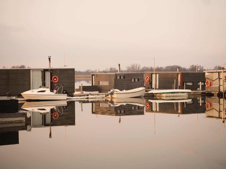 HT Houseboats- domy na wodzie czyli nasz rodzinny wypad nad morze + VIDEO