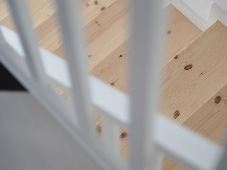 Schody wewnętrzne DIY!- zobacz jak swoimi siłami stworzyliśmy schody do naszego domu za TYSIAKA!