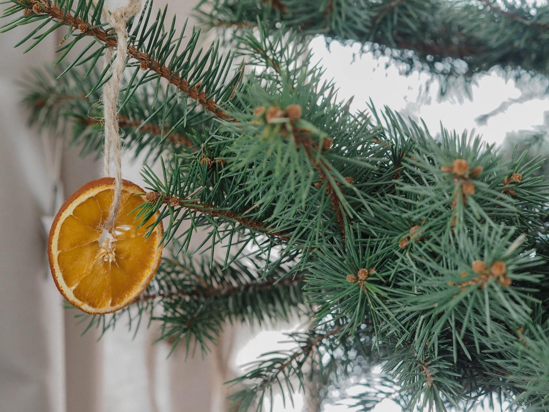Jak zrobić suszone pomarańcze na choinkę- mój pierwszy raz i sposób idealny :)