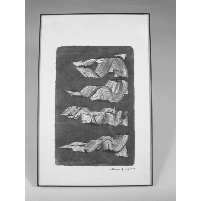 Monoprint #3