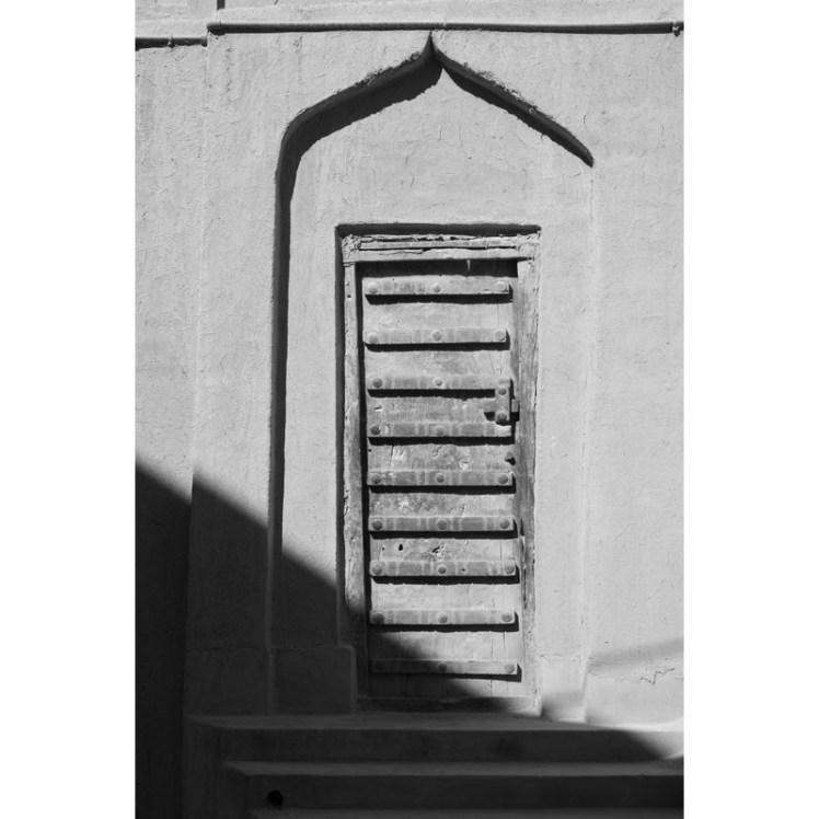 Tarim House Door