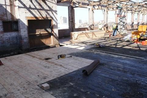 Replacement sub-flooring