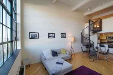 Brooklyn I Living Room w Window in Foreground