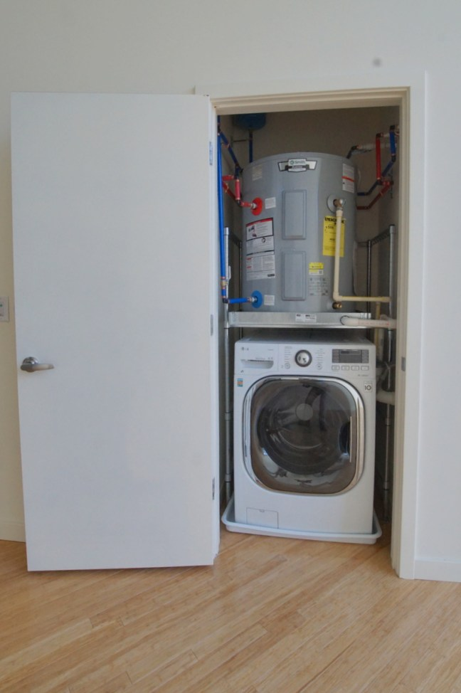 Neversink washer