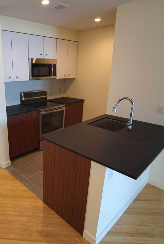Wright Bros II kitchen