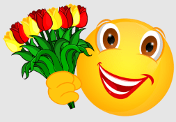 Smiley_Tulpen_gelb_rot