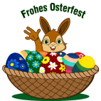 Frohe Ostern 11