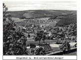 Klingenthal i. Sa.-Blick vom Sporthotel Waldgut