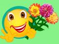 Smiley – Dahlia 2